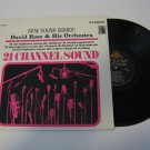 David Rose  - 21 Channel Sound  (Vinyl Records)