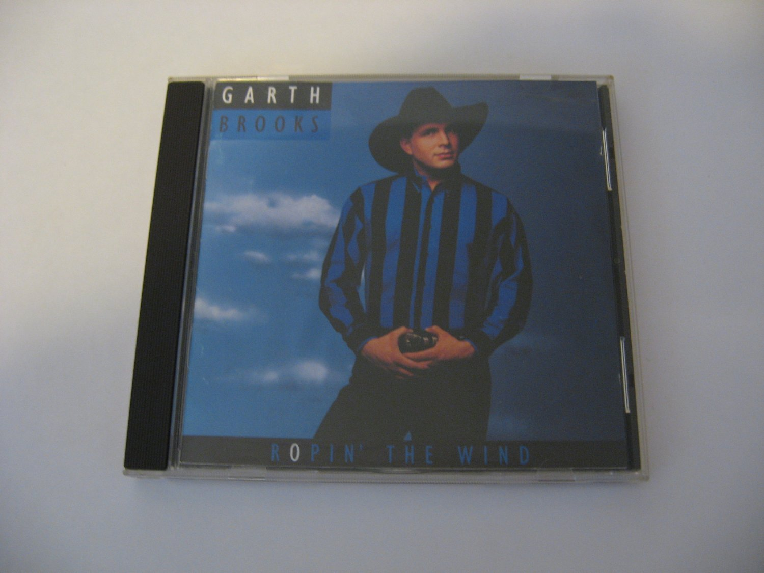 Garth Brooks - Ropin' The Wind - 1991  (CD)