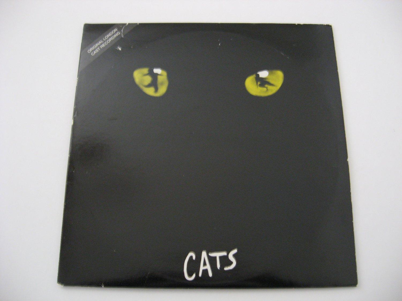 Cats  - Soundtrack - 1981   (Vinyl LP)
