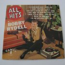 Bobby Rydell  -  All The Hits - Circa 1962