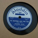 Maxwell Davis  -  I'm Waiting Just For You / I'll Always Be In Love With You - Circa 1951