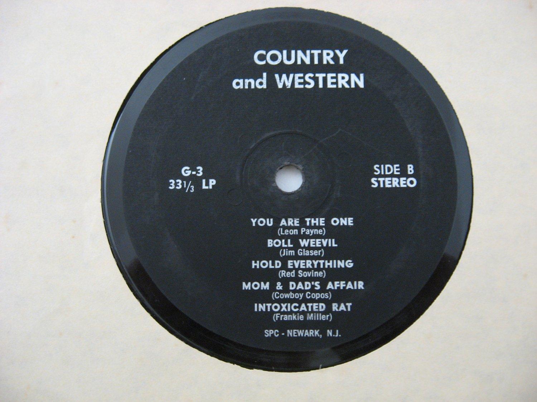 George Jones - Various Artist  (Vinyl LP)