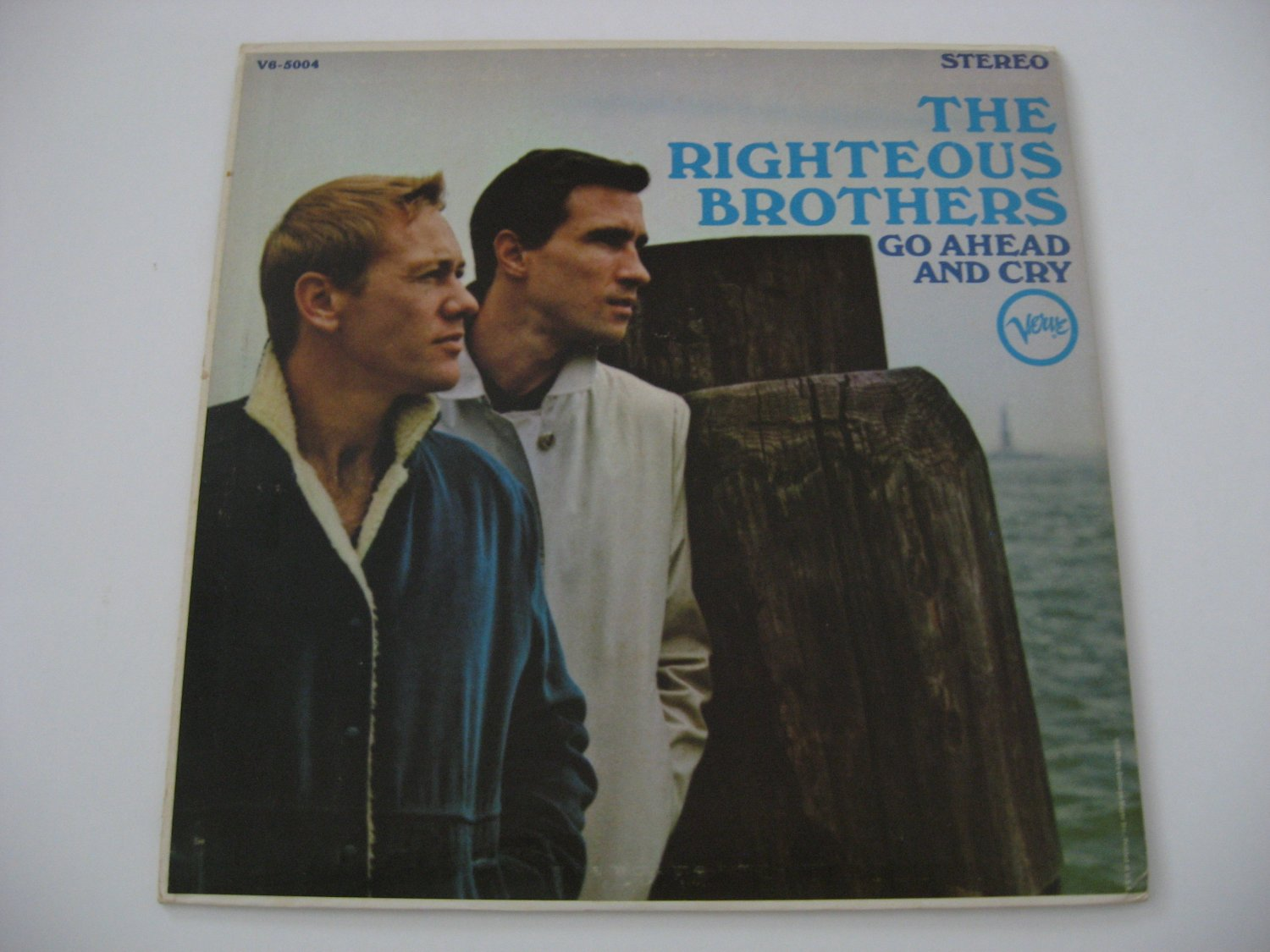 The Righteous Brothers  -  Go Ahead And Cry  - Circa 1966