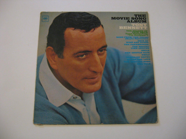 Tony Bennett - The Movie Song Album - 1966 (Vinyl Records)