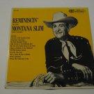 Montana Slim - Reminiscin' - 1962 (Vinyl Records)
