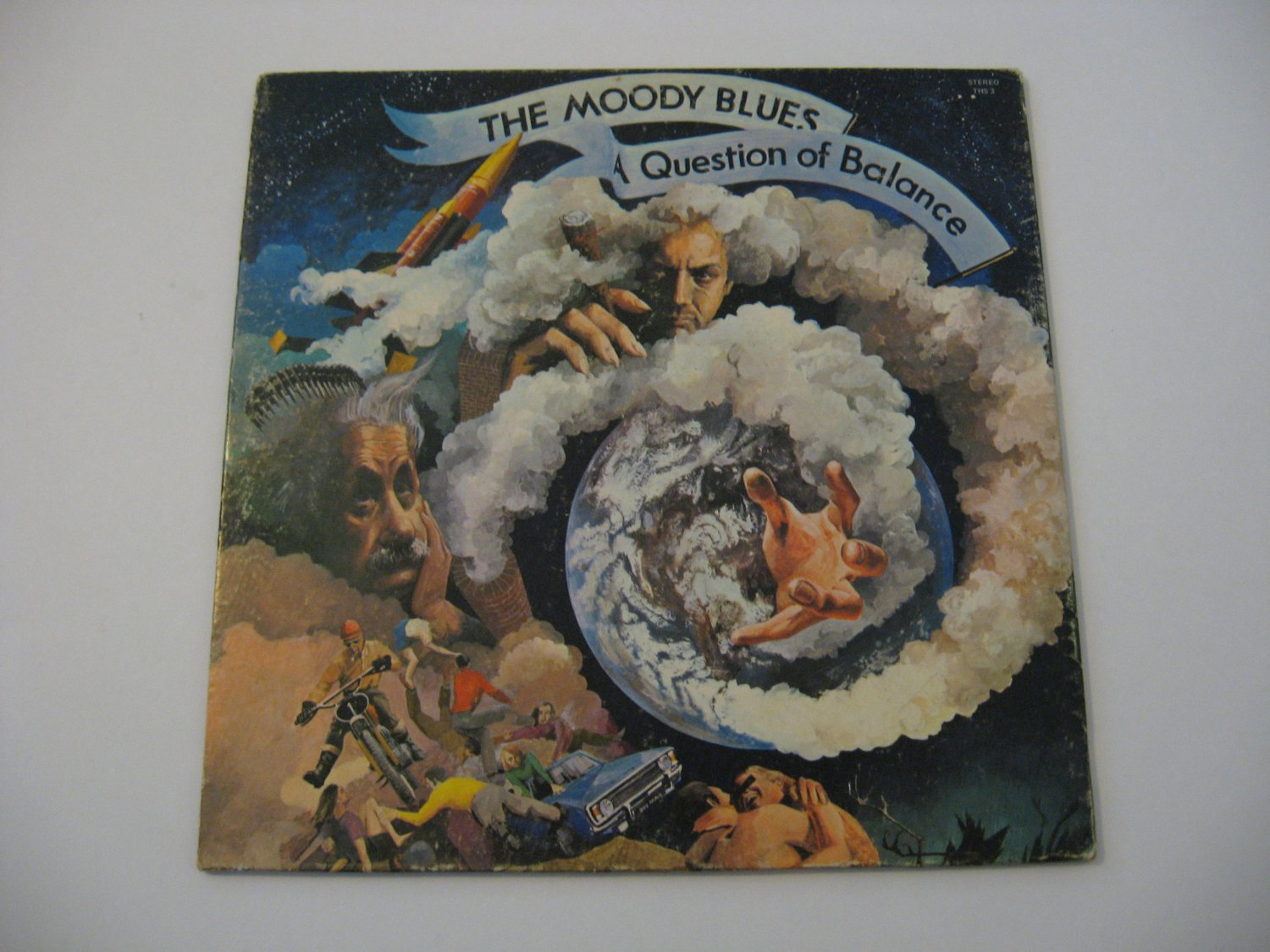 The Moody Blues - A Question Of Balance - Circa 1970