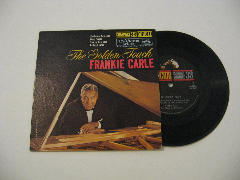 Frankie Carle - The Golden Touch - 1961 (Vinyl LP)