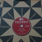 Carl Smith - Hey Joe/Darlin' Am I The One - 1953 (Vinyl Records)