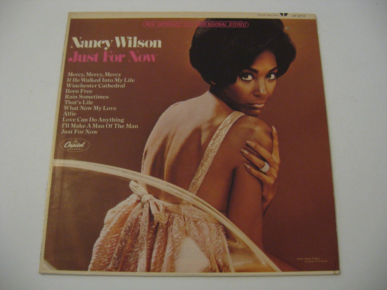 Nancy Wilson - Just For Now - 1967 (Vinyl Records)