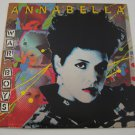 Annabella - War Boys - 1986  (Vinyl Records)