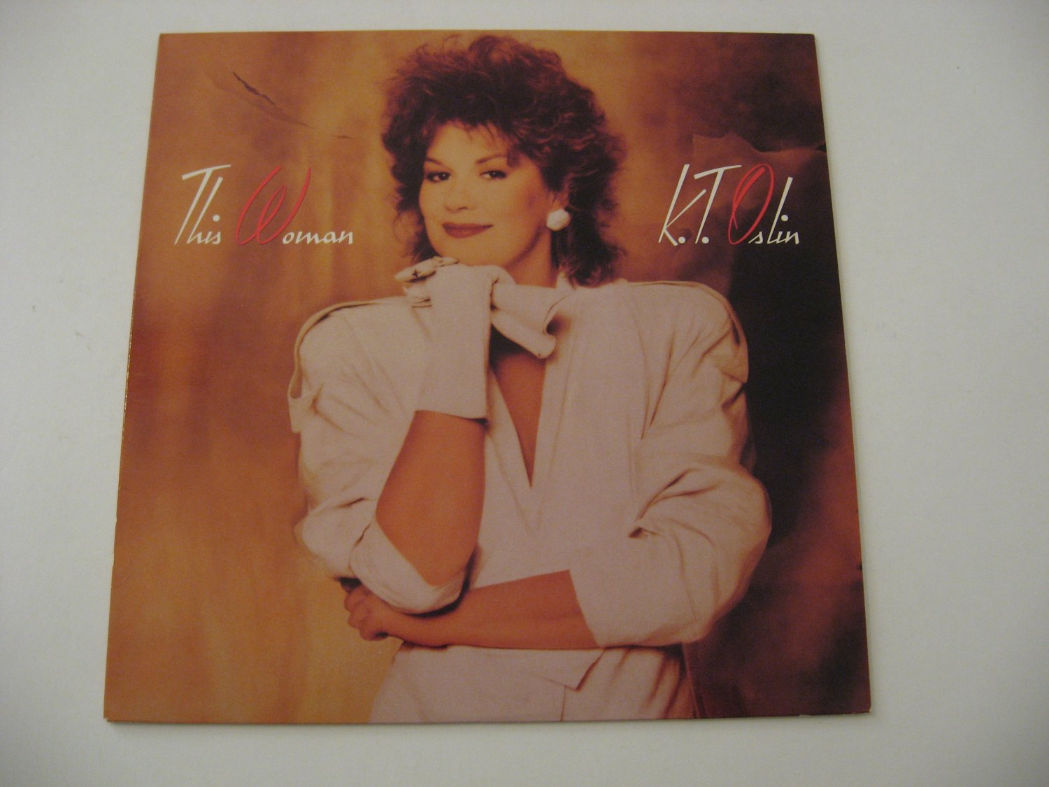 K.T. Oslin - This Woman - 1988  (Records)