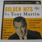 Tony Martin - Golden Hits - 1961  (Records)