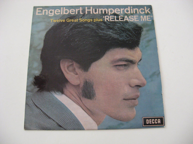 Australian Pressing Rare! - Engelbert Humperdinck - Release Me - Circa 1967