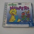 Sesame Street - Numbers -  1998  (CD)