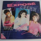 Expose - Let Me Be The One - 1987  (record)