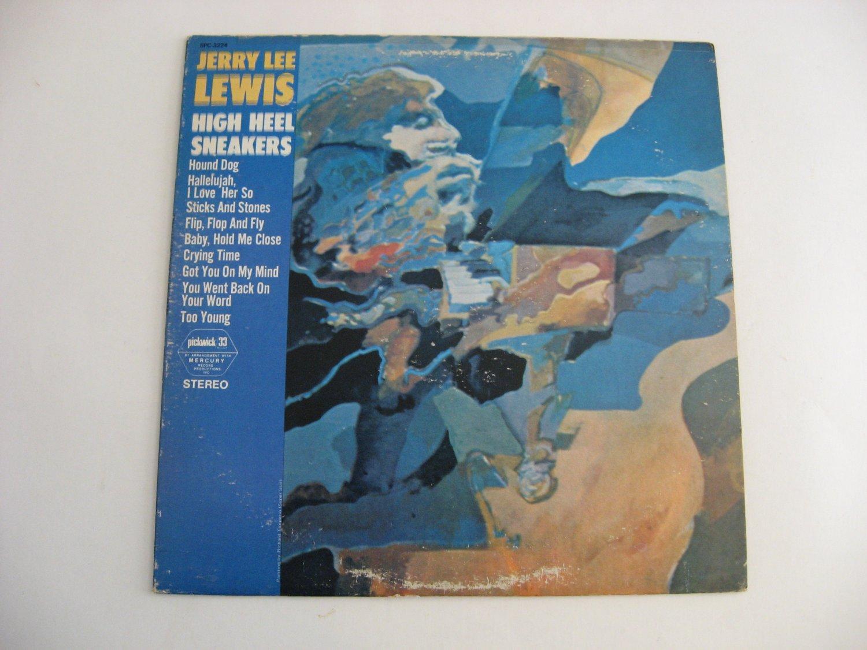 Jerry Lee Lewis - High Heel Sneakers - 1970
