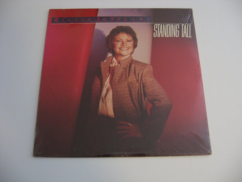 Factory Sealed - Billie Joe Spears - Standing Tall - 1980