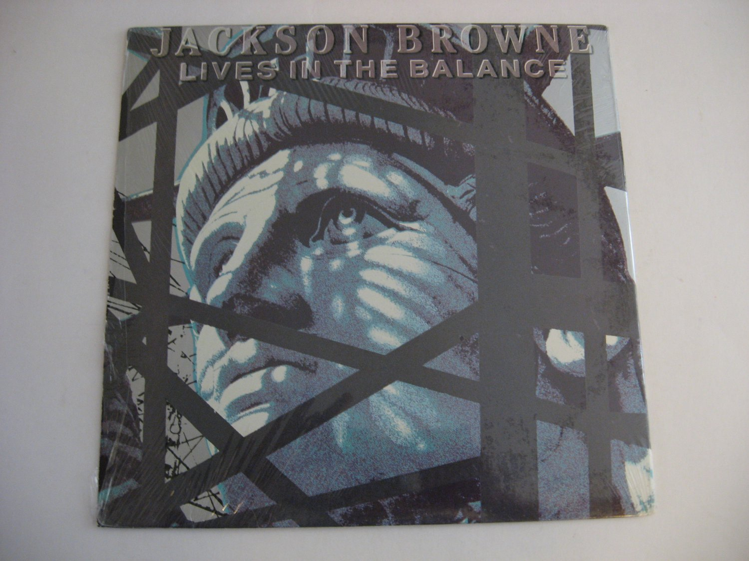 Jackson Browne - Lives In The Balance - Circa 1986
