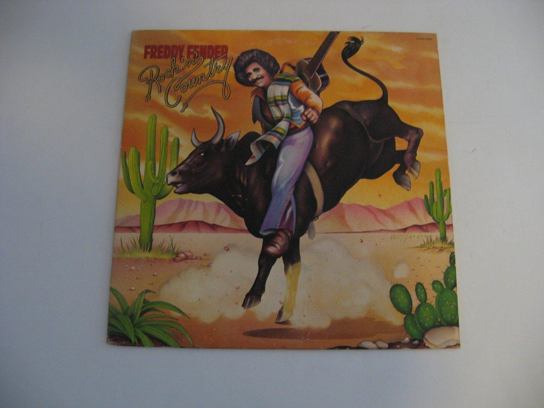 Freddy Fender - Rock'n Country - Circa 1976