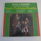 Bing Crosby  -  Family Christmas Favorites - Circa 1967