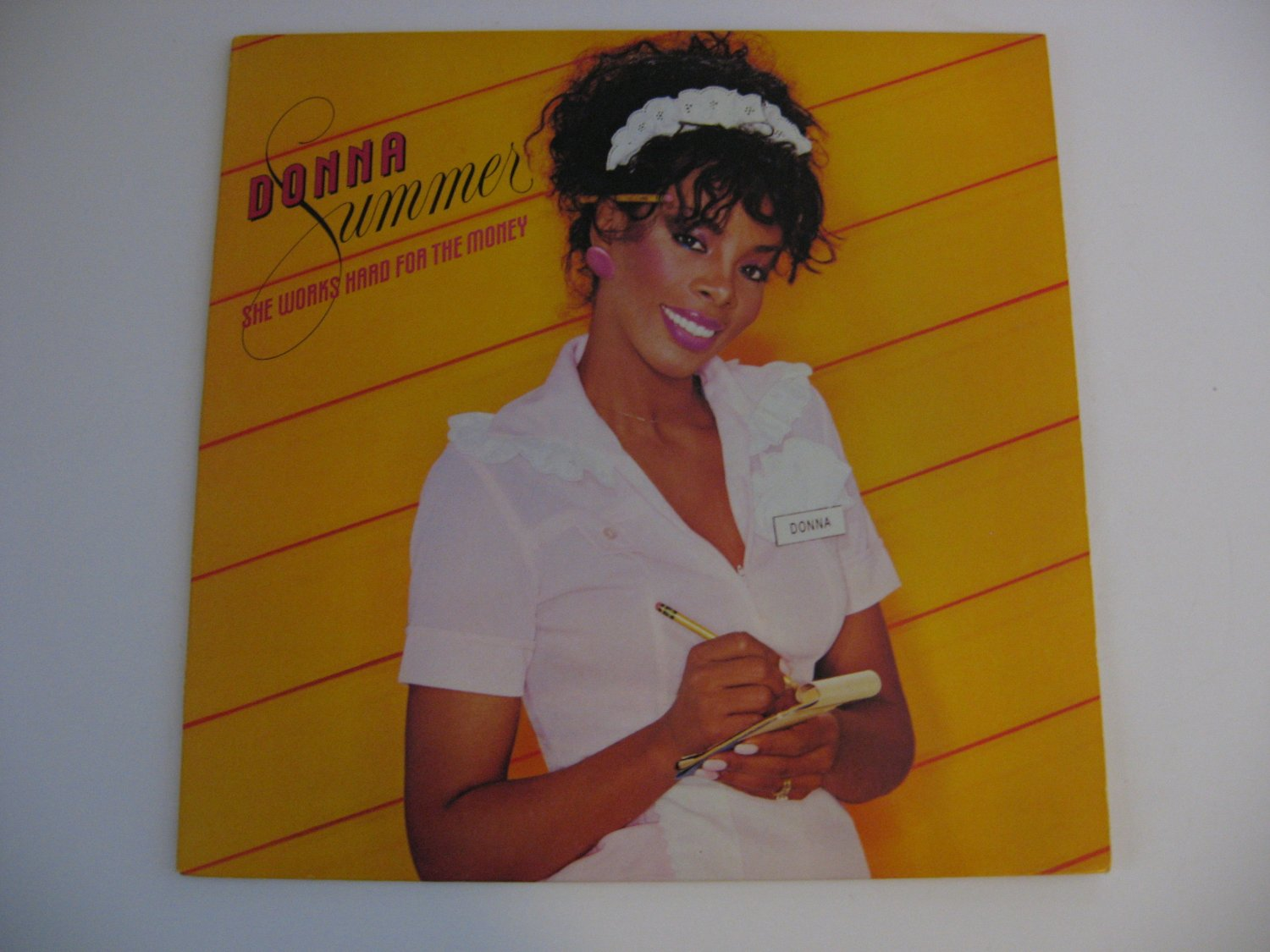 Donna Summer - She Works For The Money - 1983