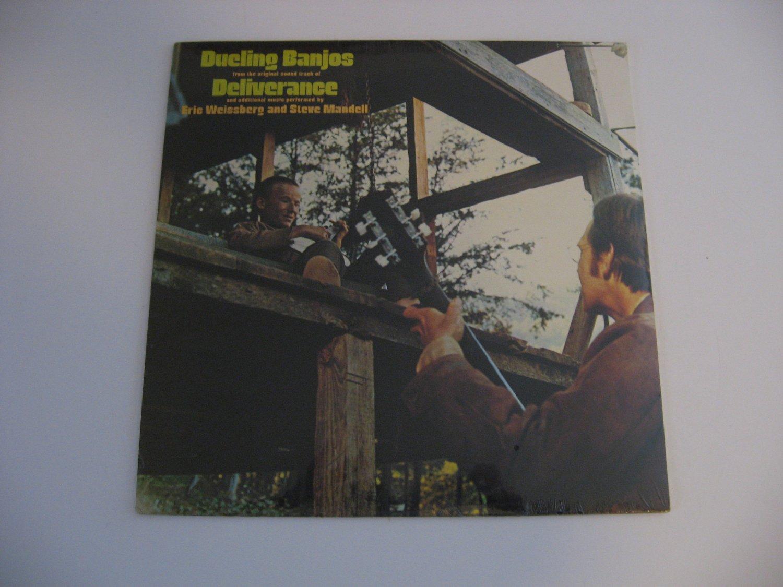 Factory Sealed - Eric Weissburg / Steve Mandell - Dueling Banjos - Circa 1973