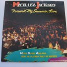 Michael Jackson - Farewell My Summer Love - Circa 1984