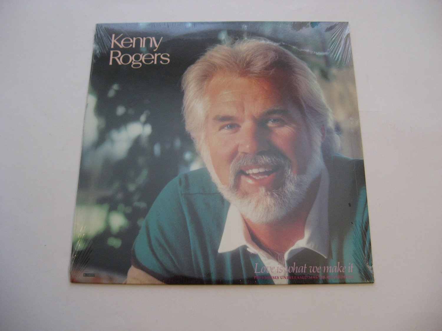 Factory Sealed! - Kenny Rogers - Love Is What We Make It - Circa 1985