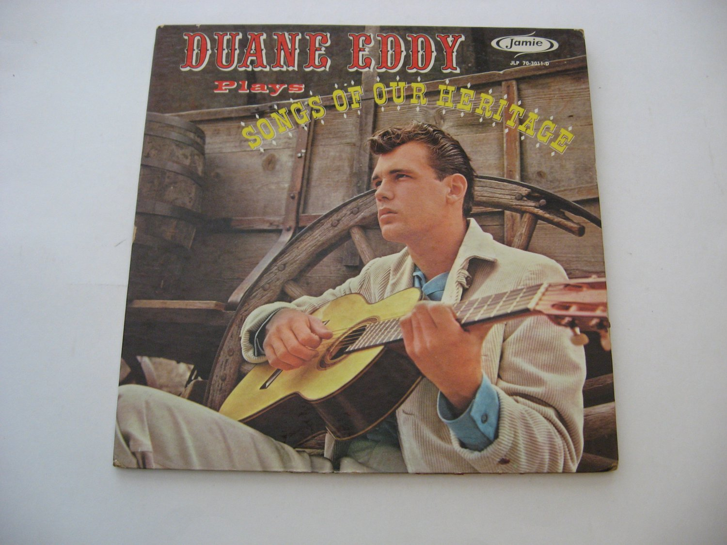 Duane Eddy - Plays Songs Of Our Heritage - With Poster - Circa 1960