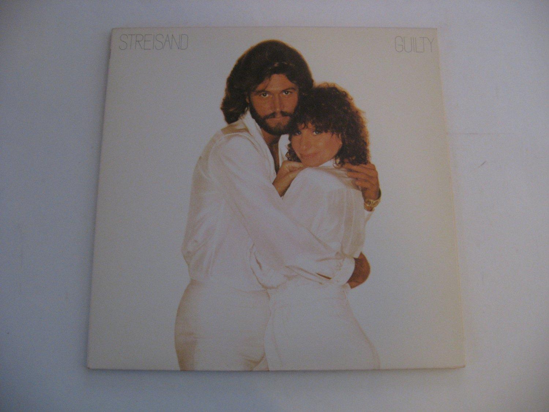 Barbra Streisand - Barry Gibb - Guilty - Circa 1980