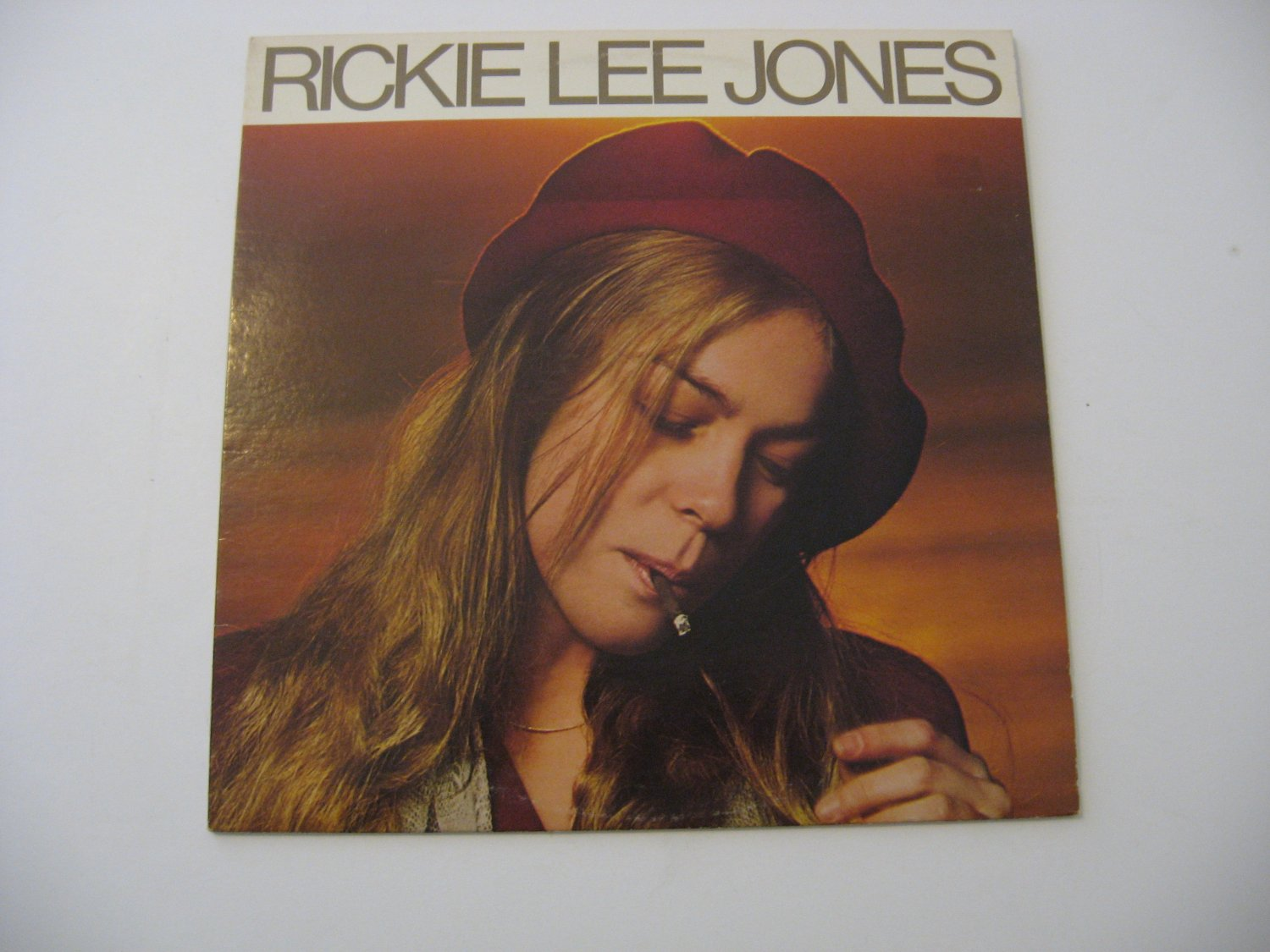 Rickie Lee Jones  -  Ricki Lee Jones - Circa 1979