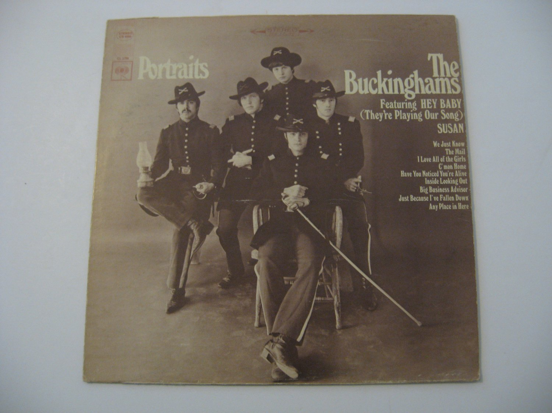 The Buckinghams - Portraits - Circa 1968