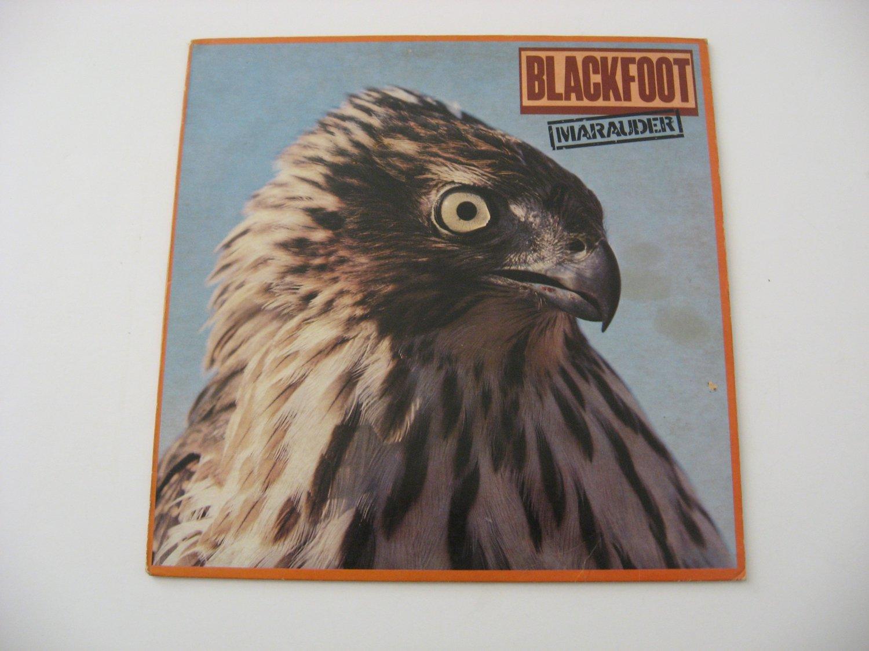 Blackfoot - Marauder - Circa 1981