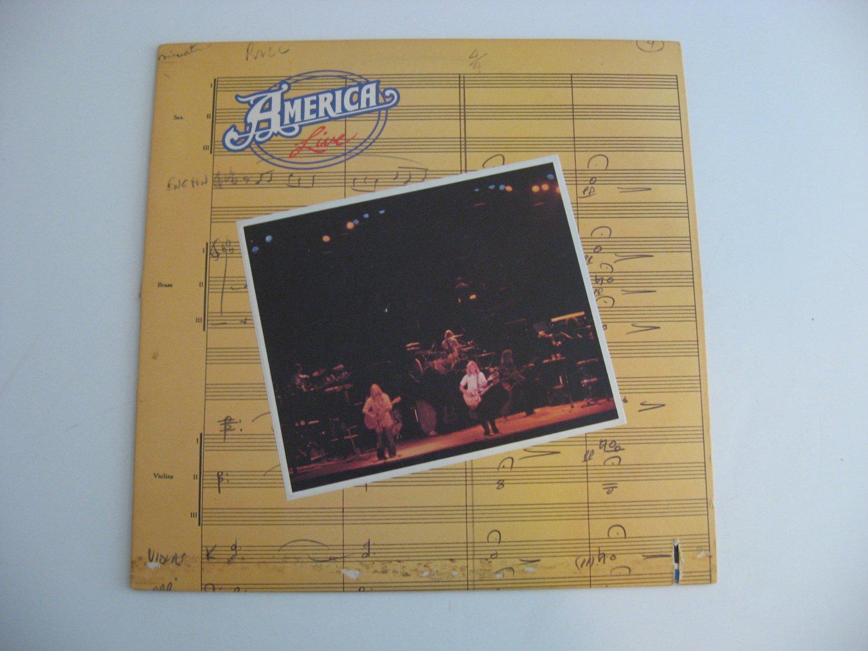 America - Live - Circa 1977