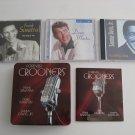 Rat Pack - Frank Sinatra - Dean Martin - Sammy Davis JR. - Forever Crooners - Circa 1999 - 3 CD's