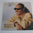 Stevie Wonder - With Each Beat Of My Heart - Maxi Single - Circa 1987
