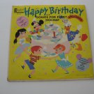 Walt Disney - Happy Birthday and Songs For Every Holiday - Magic Board - Circa 1964