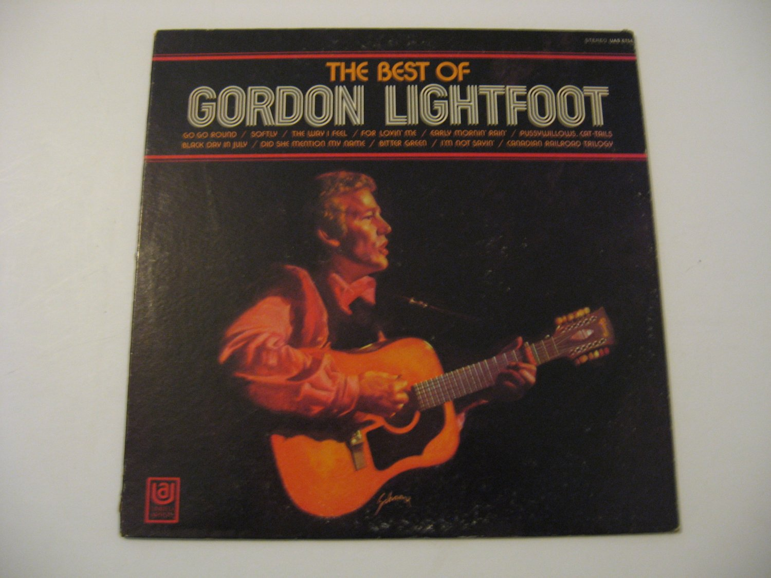 Gordon Lightfoot - The Best of Gordon Lightfoot - Circa 1970