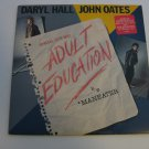 Hall & Oates  -  Adult Education / Maneater - Circa 1984 - Promo Copy!