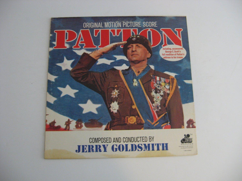 Patton - Original Motion Picture Score - Circa 1970