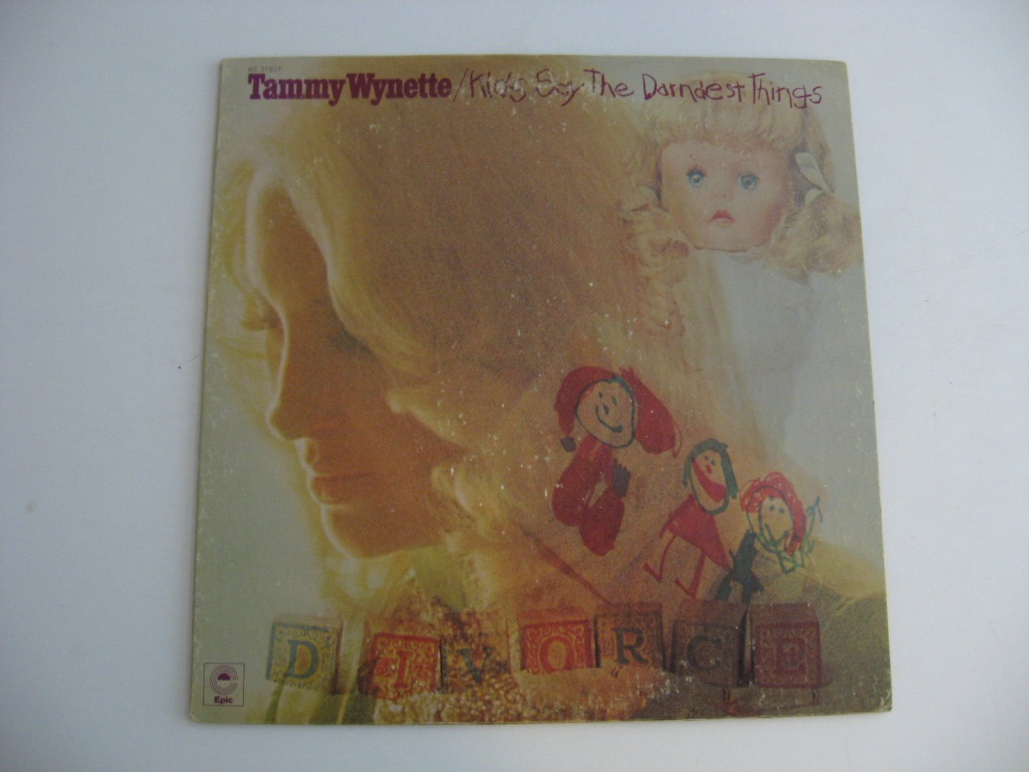 Tammy Wynette - Kids Say The Darndest Things - Circa 1973
