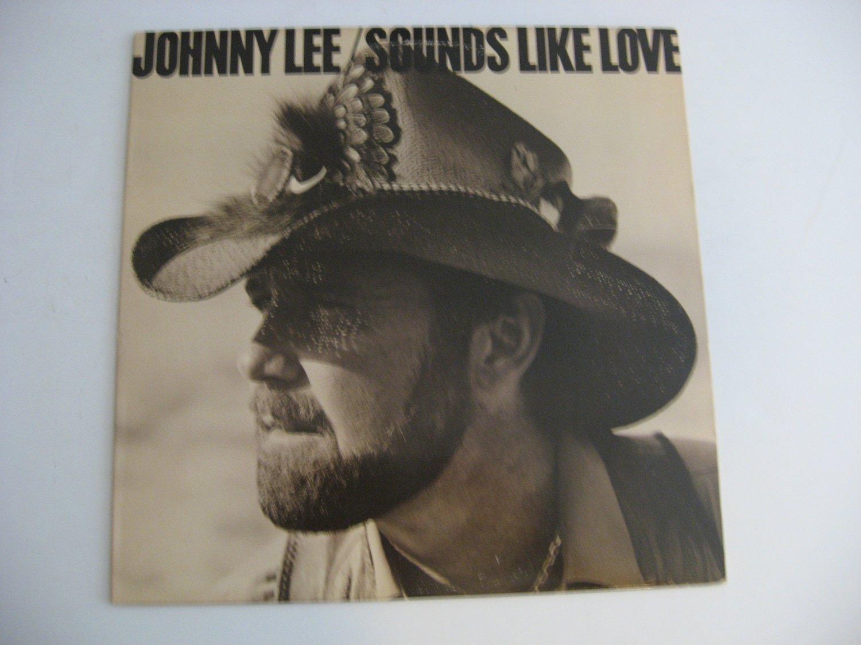 Johnny Lee - Sounds Like Love - Circa 1982