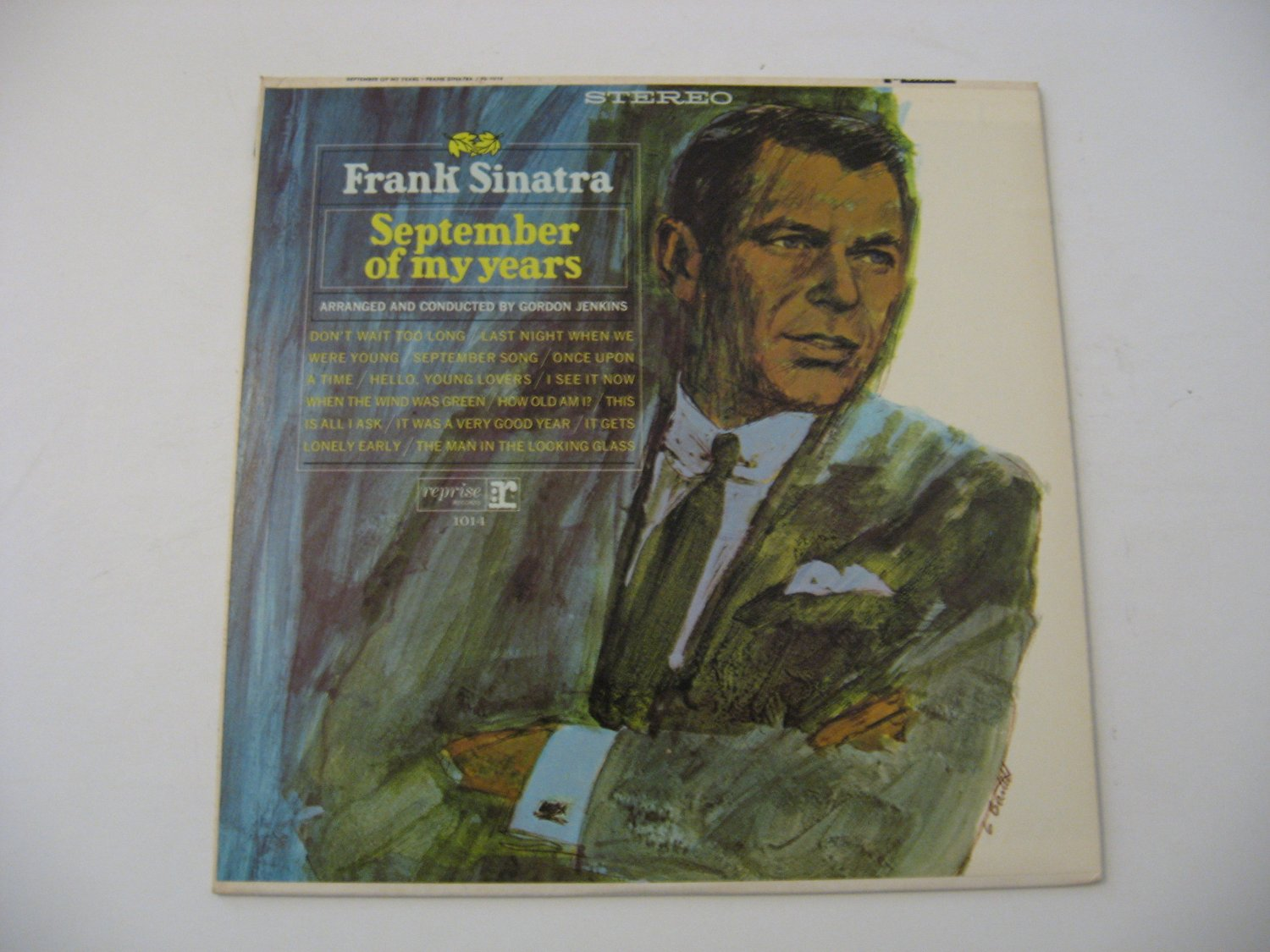 Frank Sinatra - September Of My Years - Stereo Version - Circa 1965