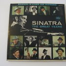 Frank Sinatra - Sinatra The Great Years - Three Album Set! - Circa 1962