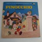 Walt Disney - Pinocchio - Circa 1969