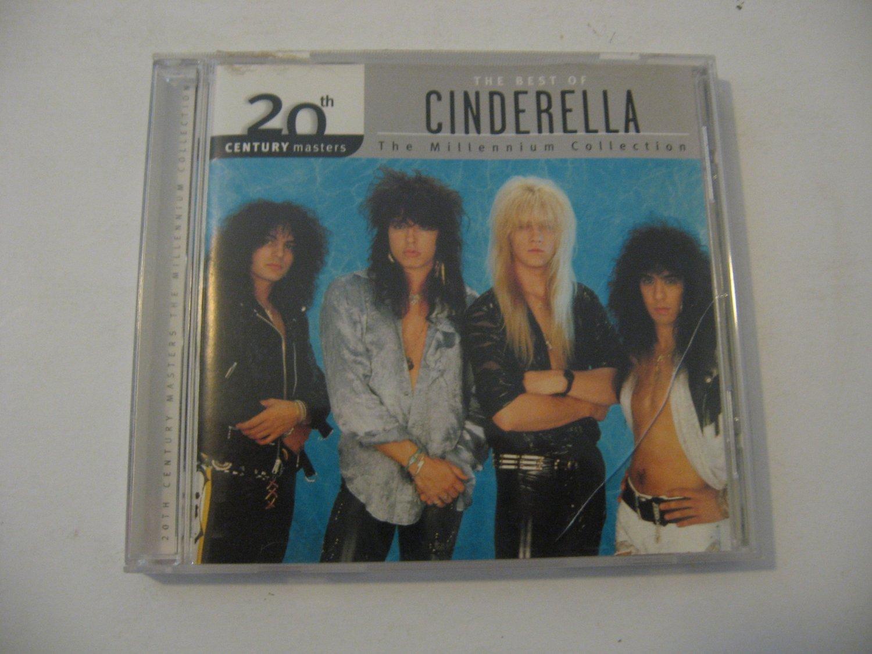 Cinderella - The Best of Cinderella - The Millinnium Collection - Circa 2000