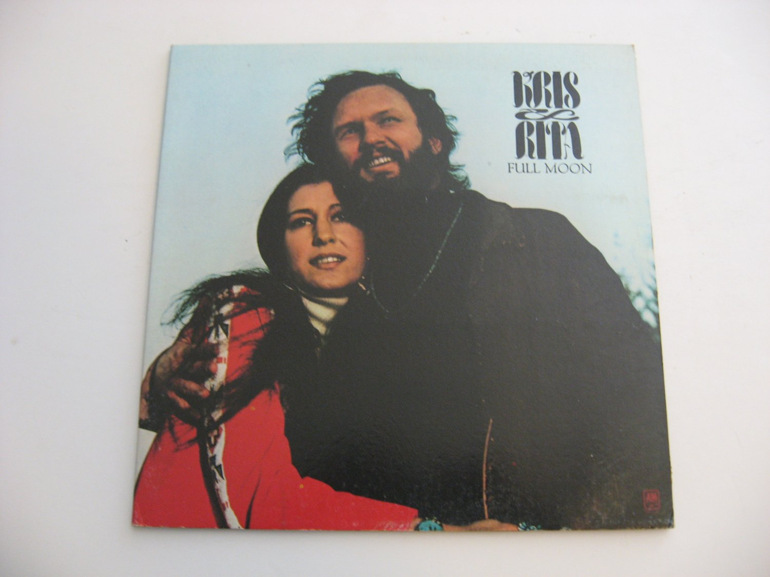 Kris Kristofferson  & Rita Coolidge - Full Moon - Circa 1973