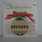NEW! Factory Sealed! - Various Artists - Christmastime  - Circa 1968