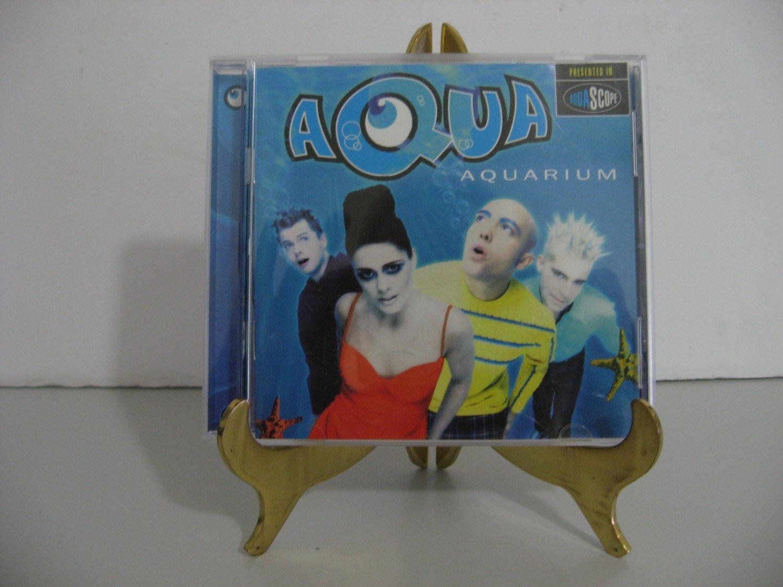 """Aqua - Aquarium - """"Barbie Girl"""" - Circa 1997 - Compact Disc"""