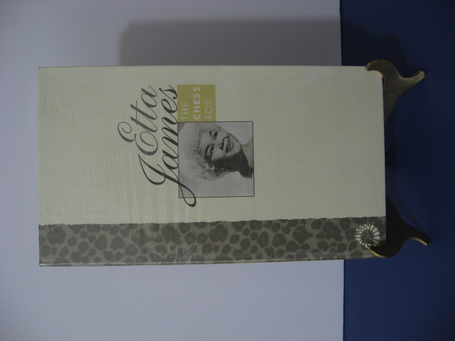 NEW! Sealed! - Etta James - The Chess Box - 3 CD Set! - Compact Disc